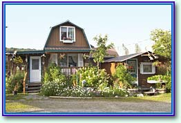 homer alaska cabin rentals rv park lodging and bed and breakfast